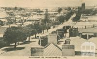 Panorama of Warrnambool, 1945