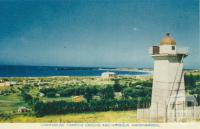 Lighthouse Camping Ground and Harbour, Warrnambool, 1960