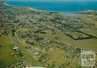 Aerial view of Warrnambool