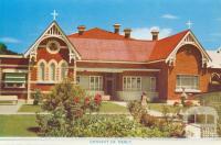 Convent of Mercy, Wodonga, 1965