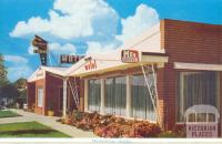 Provincial Motel, Wodonga, 1965