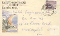 Back to Wonthaggi Jubilee, 1960