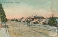 Commercial Street, Yarram, 1908