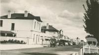 Street scene at Yarram