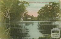 Scene at Yarriambiac Creek, Warracknabeal, 1908