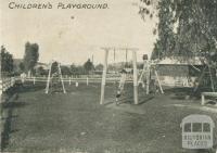 Children's playground, Yea