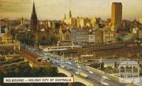 Melbourne, 1963