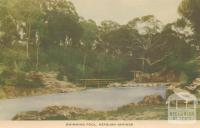 Swimming Pool, Hepburn Springs, 1948