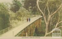 The Bridge, Hepburn Springs, 1948