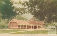 Kiosk, Locarno Springs, Hepburn Springs, 1948