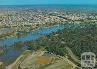 Aerial view of Mildura