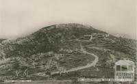 Mount Higginbottom and Hotham Chalet