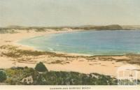 Summerland Surfing beach