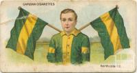 Northcote Football Club, Capstan Cigarettes Card