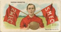 South Melbourne Football Club, Capstan Cigarettes Card