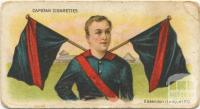 Essendon (League) Football Club, Capstan Cigarettes Card