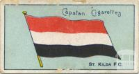 St Kilda Football Club, Capstan Cigarettes Card