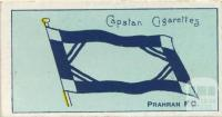Prahran Football Club, Capstan Cigarettes Card
