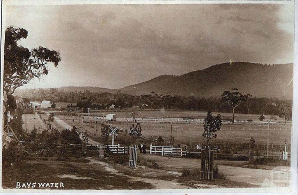 Panorama, Bayswater, c1910