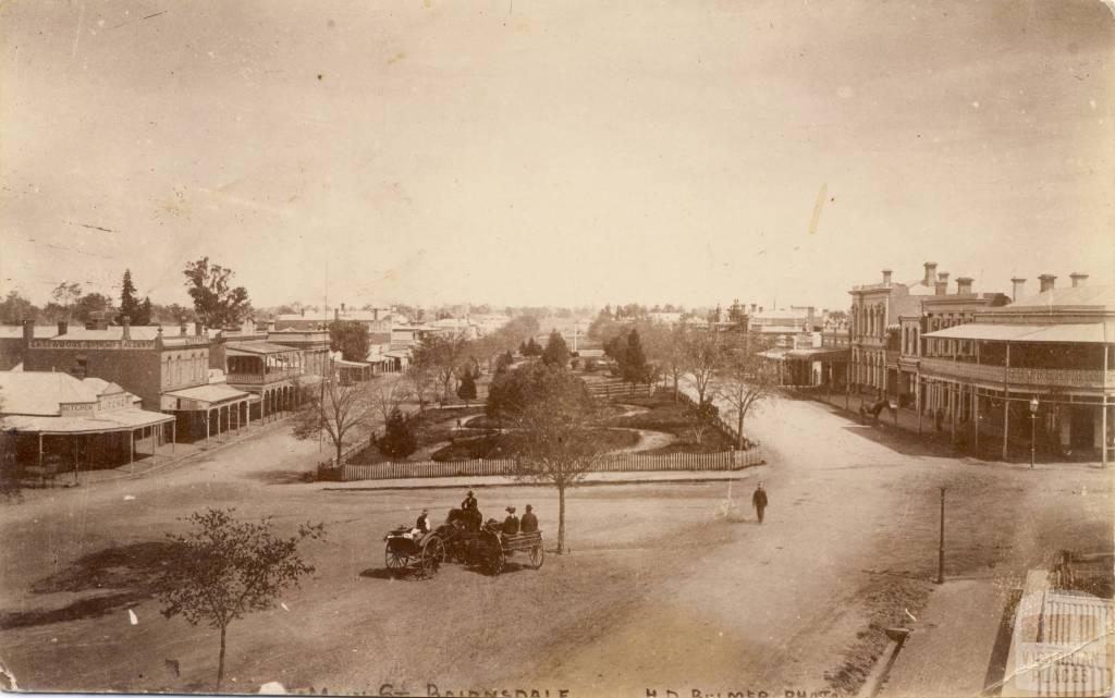 Main Street, Bairnsdale