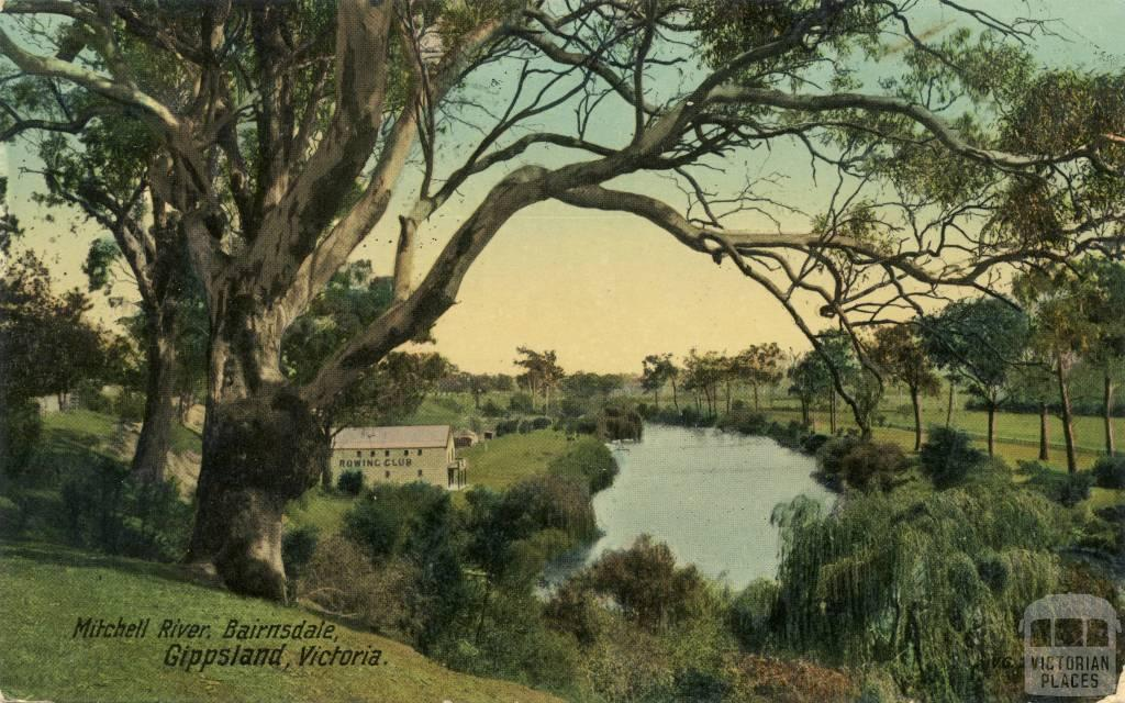 Mitchell River, Bairnsdale