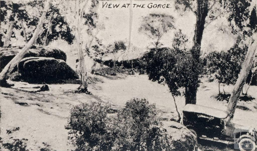 View at the Gorge, Beechworth