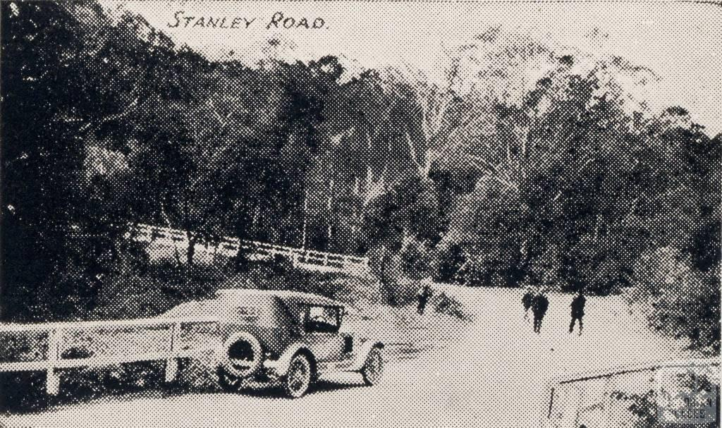 Stanley Road, Beechworth