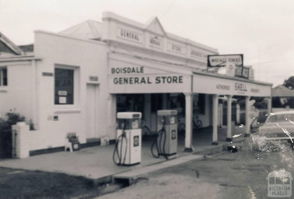 Boisdale, 1970