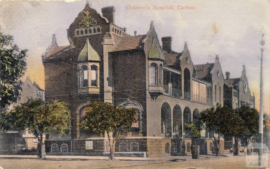 Children's Hospital, Carlton