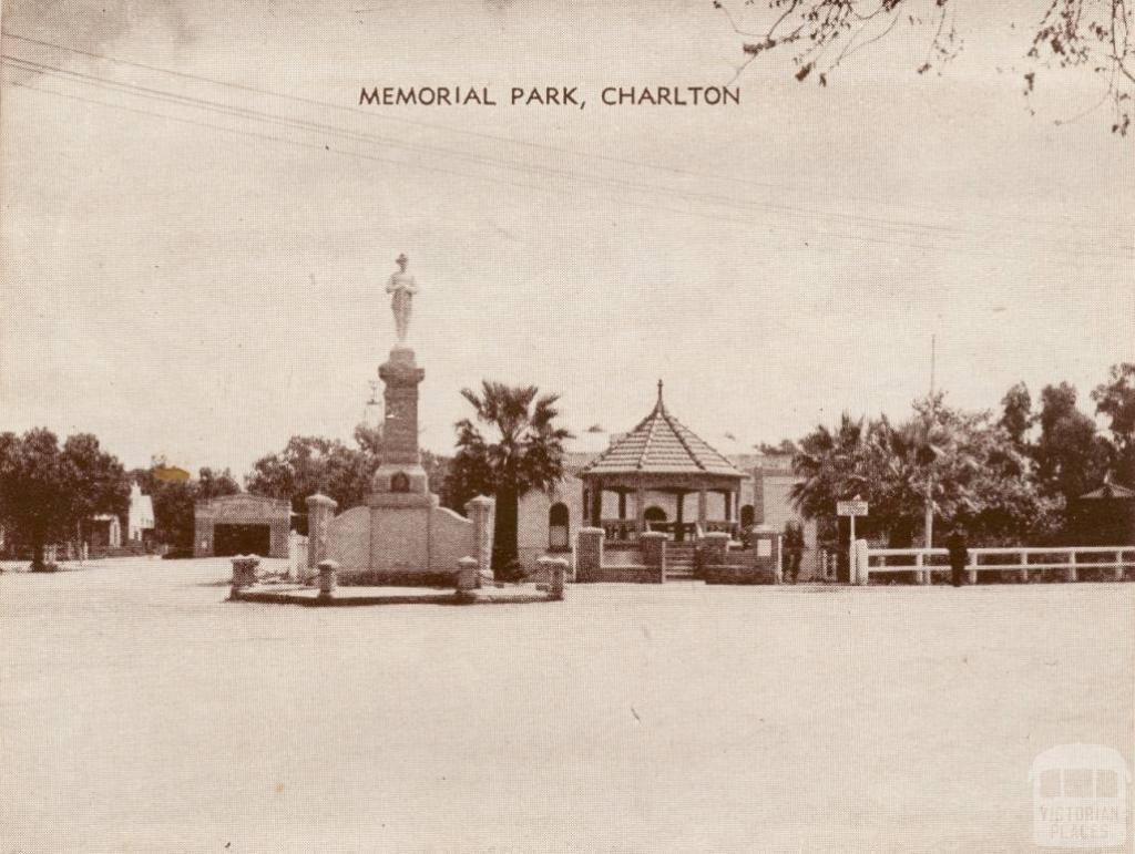 Memorial Park, Charlton