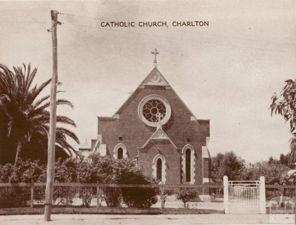Catholic Church, Charlton