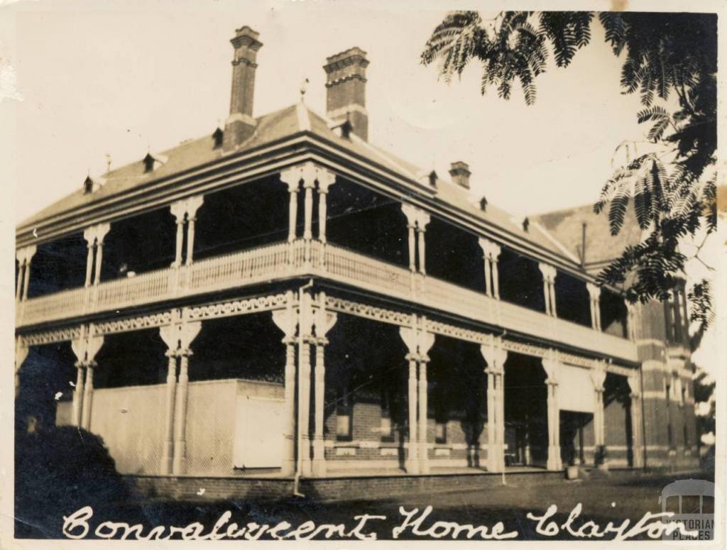 Convalescent Home, Clayton