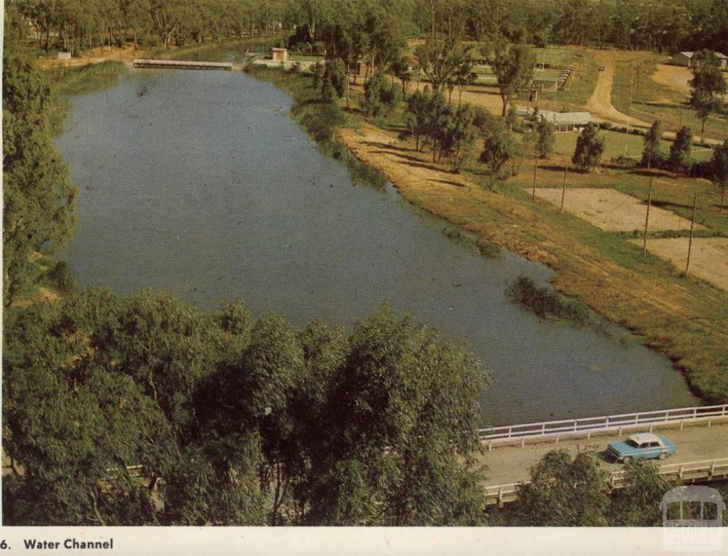 Water Channel, Cohuna