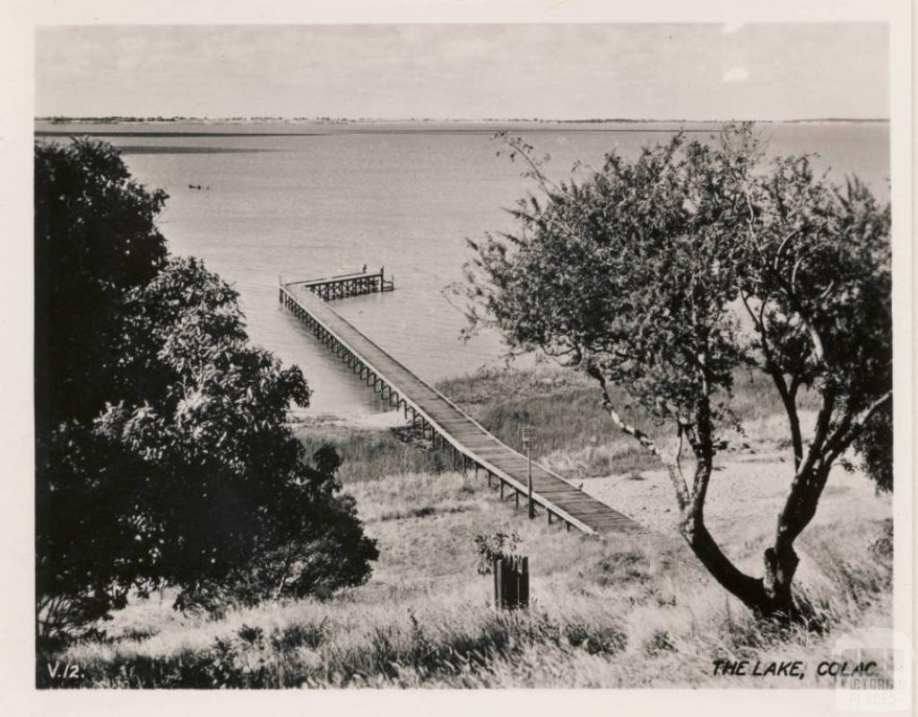 The Lake, Colac