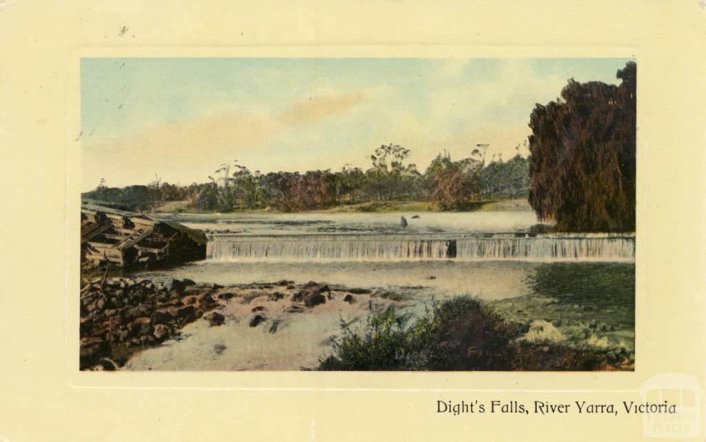 Dight's Falls, River Yarra, Collingwood