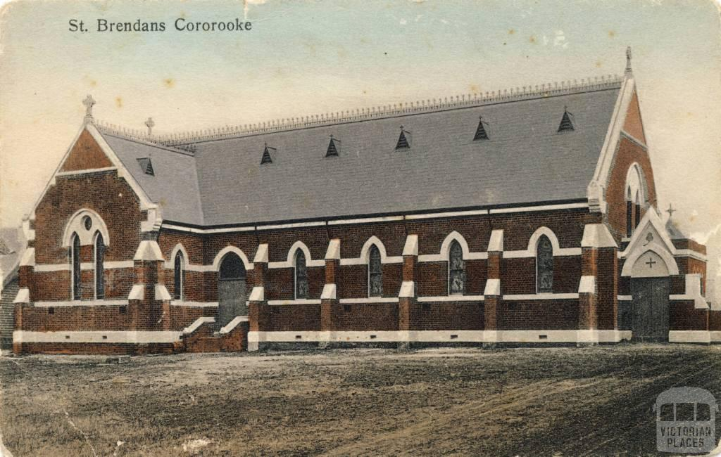 St Brendan's Coragulac