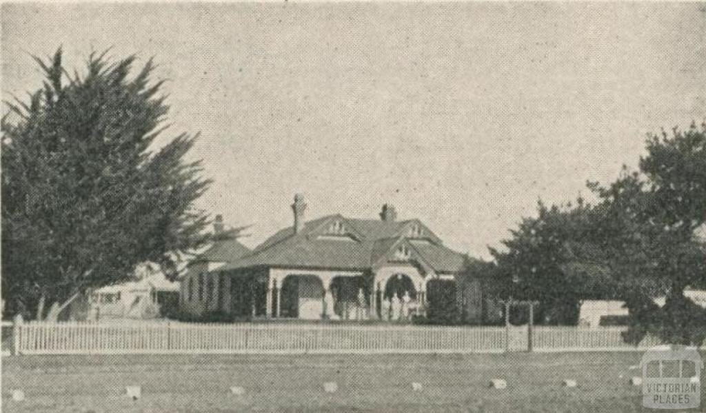 St Heliers Guest House, Torquay, 1950