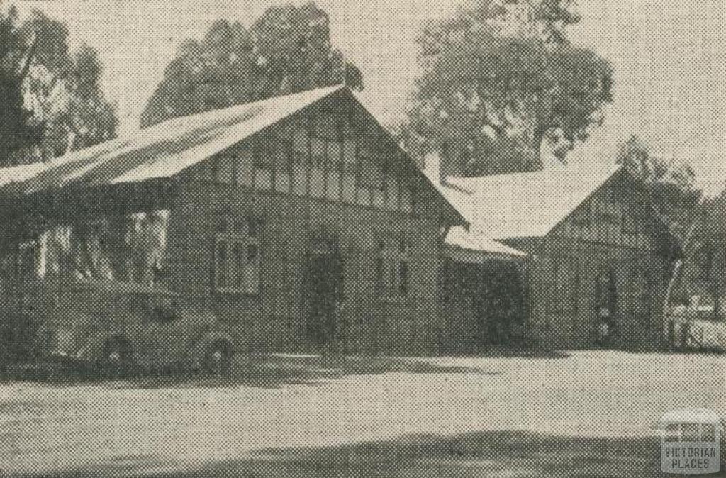 Tatong Hotel, 1950