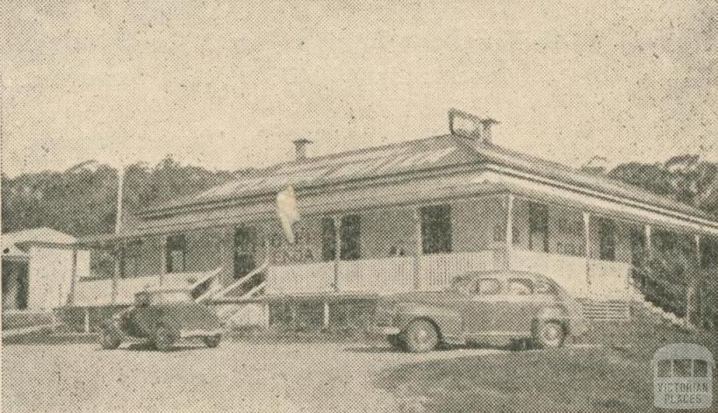 Genoa Hotel, 1950