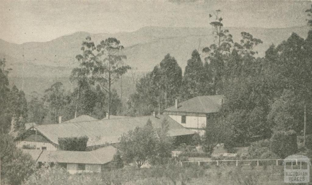 The Georgian Guest House, Olinda, 1947-48