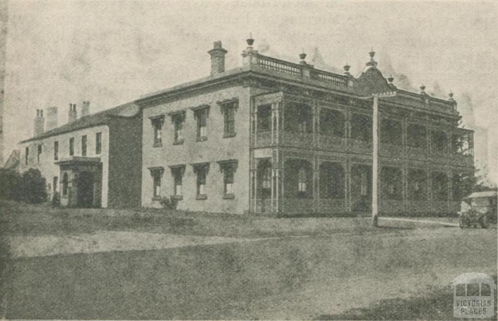 The Royal Hotel, Mornington,1918-20