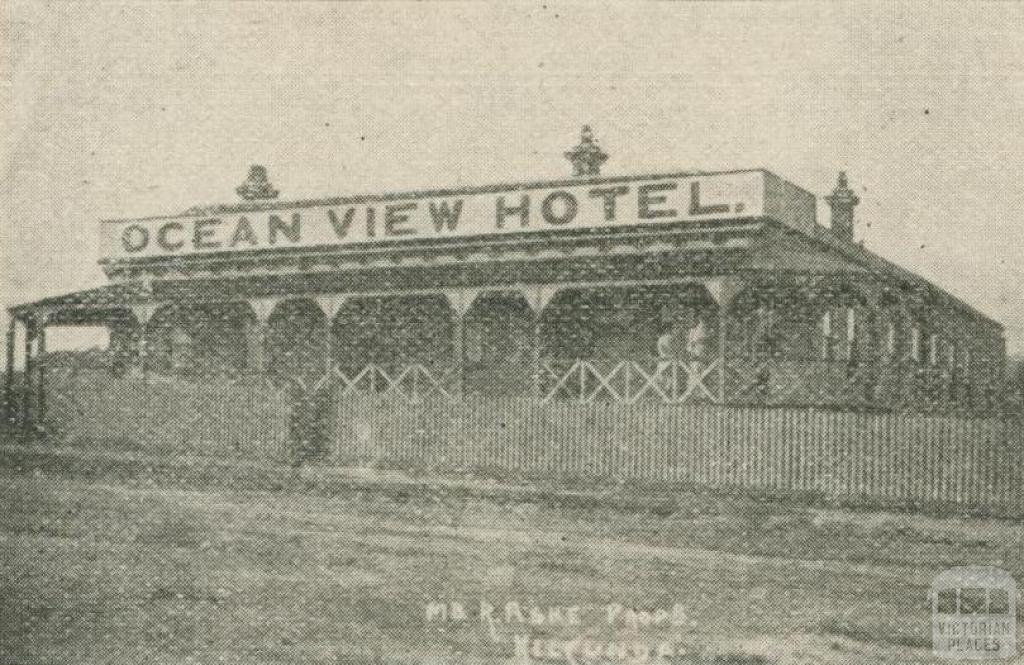 Ocean View Hotel, Kilcunda, 1918-20