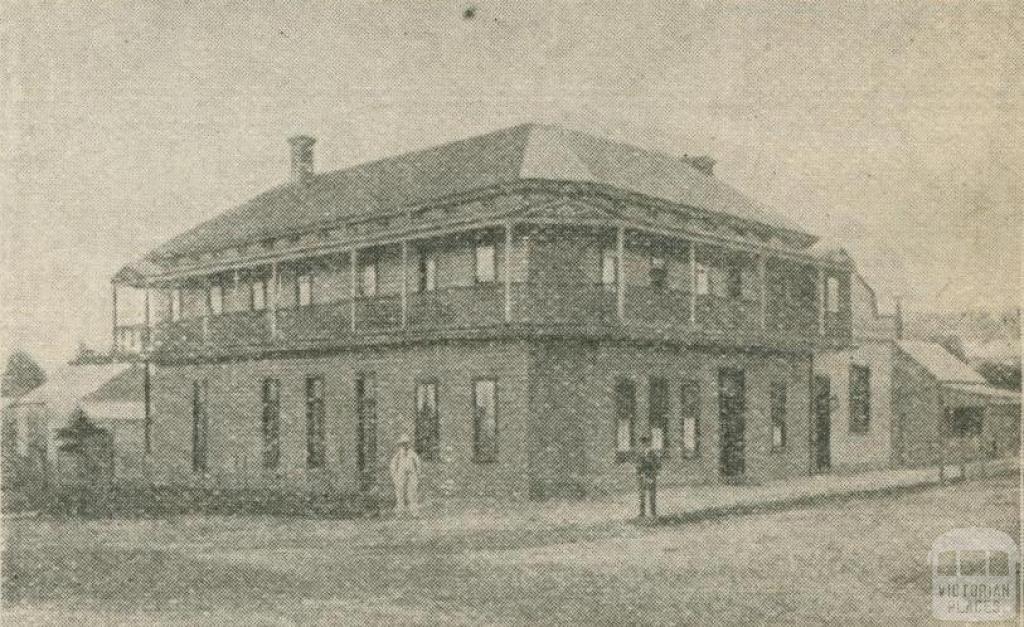 Esplanade Hotel, Inverloch, 1918-20