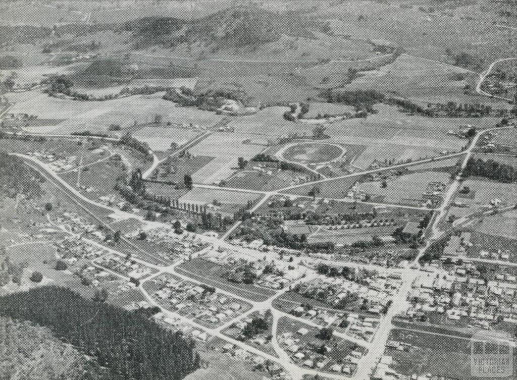 Township of Myrtleford, 1964