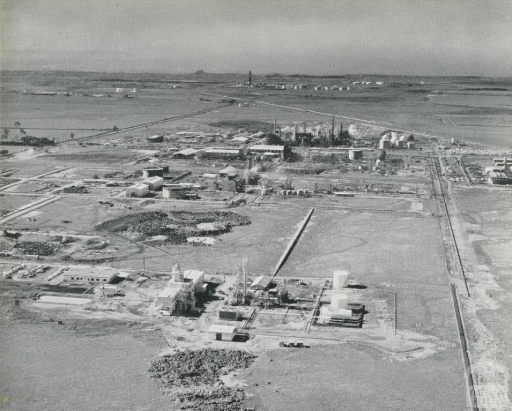 Petro-chemical Industries, Altona, 1964