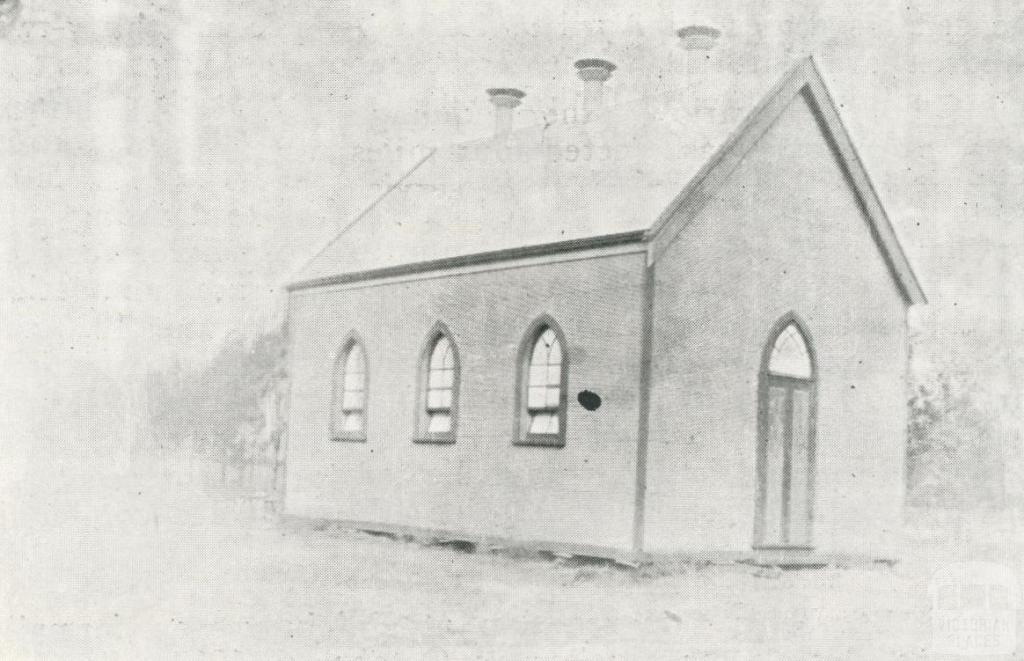 St Peter's Lutheran Church, Kenmare, 1924