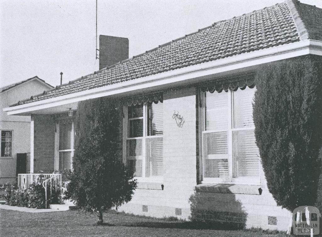 Victorian Housing Commission house, Norlane, 1965