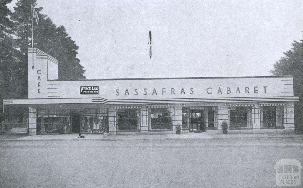 Lee's Sassafras Cabaret