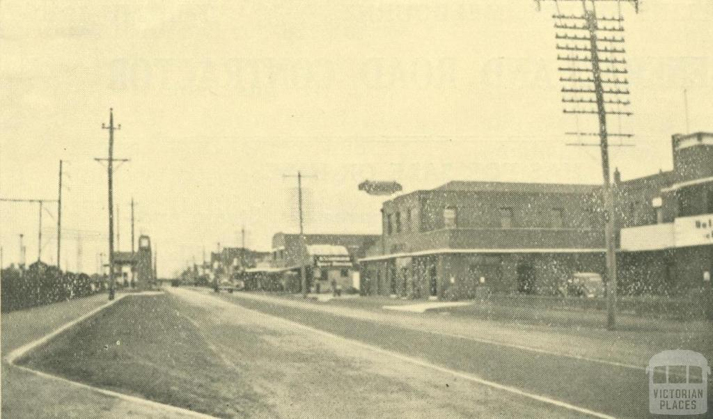 Point Nepean Road, Chelsea, 1938