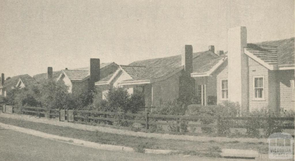 Housing Commission Estate, Hamilton, 1960